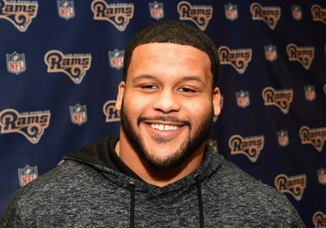 Aaron Donald Hopes Kobe Bryant Attends Rams Season Opener