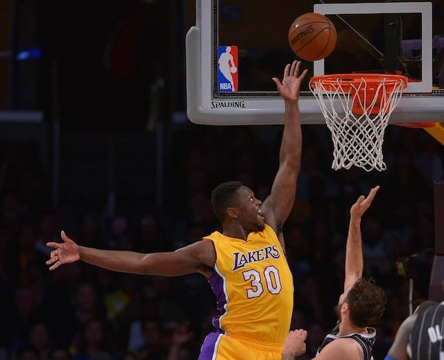 Game Recap: Young Trio Leads Lakers To Second Straight Win Over Magic
