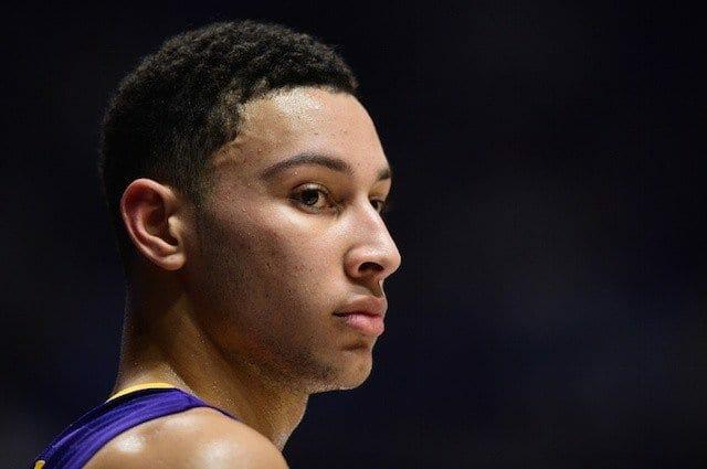 Lakers News: Ben Simmons Declares For 2016 Nba Draft
