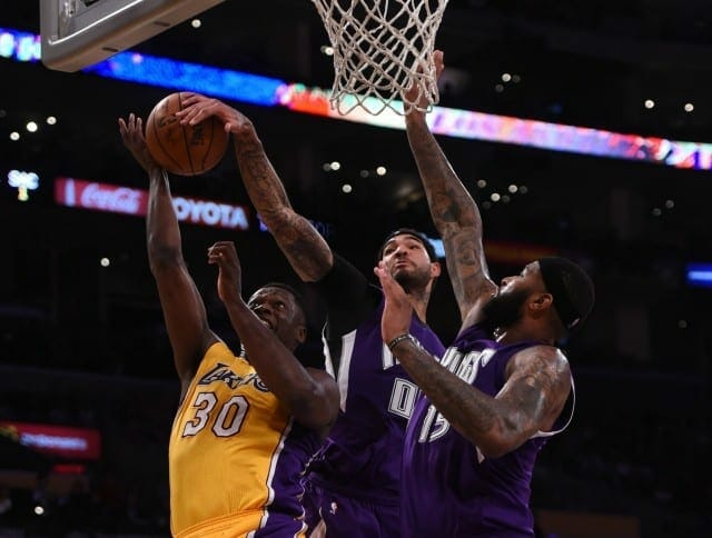 Demarcus Cousins On Julius Randle: 'he's Going To Be A Problem'