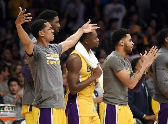 Lakers News: Byron Scott, Julius Randle Speak On Lack Of Trust Among Starters