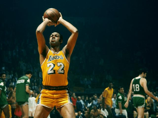 Elgin Baylor, Lakers