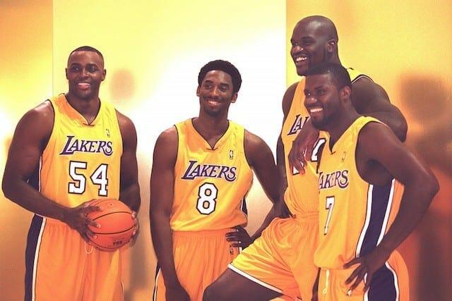 Former Laker Horace Grant Recalls Kobe Bryant Trash-talking Opponents
