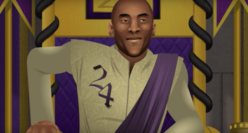 Video: Game Of Zones 'the Purple Retirement' Honors Kobe Bryant