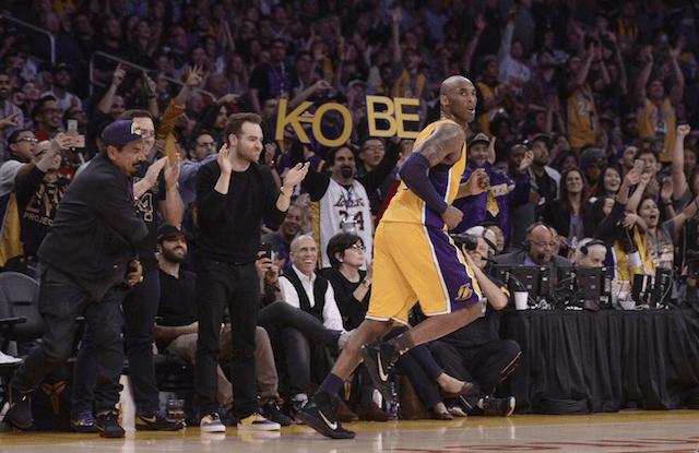 Game Recap: Kobe Bryant Drops 60 Points In Final Game, Lakers Win