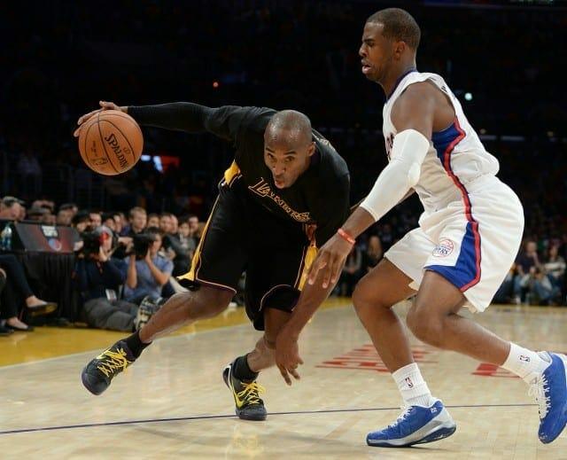 Kobe Bryant, Chris Paul Talked About Winning Titles Before Vetoed Trade
