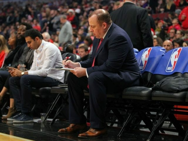 Lakers Rumors: Tom Thibodeau Wanted To Come To Los Angeles