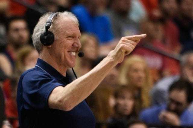 Video: Bill Walton Says Luke Walton Should Pass On Lakers Coaching Job