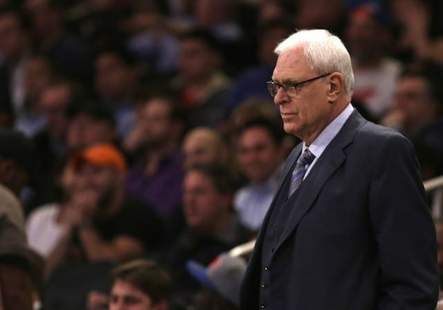 Nba Rumors: Phil Jackson 'badly' Wants Out Of New York, Eyeing Return To La?