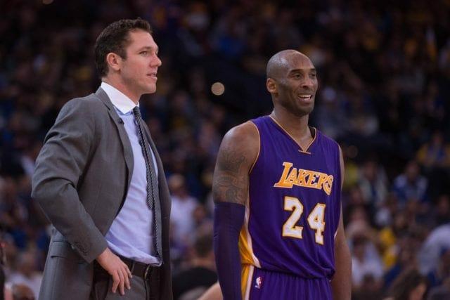 Lakers Find Perfect Fit In Luke Walton