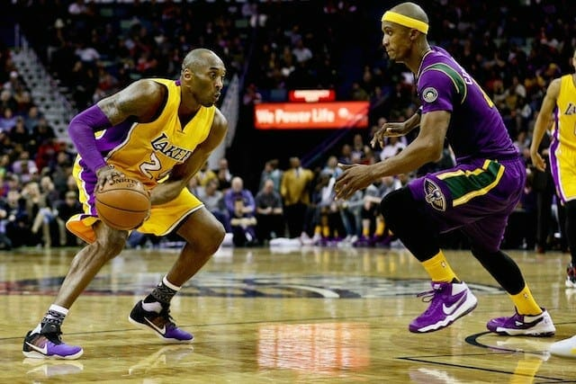 Los Angeles Lakers Vs New Orleans Pelicans Nba Highlights