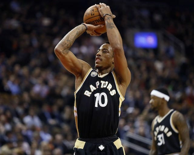 Lakers Rumors: Demar Derozan Looking To Come To La This Summer?