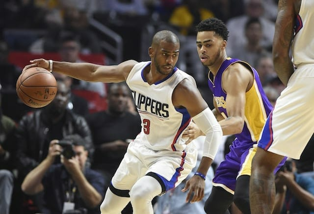 Game Recap: Lakers Blown Out In First Of Back-to-back Games Vs. Clippers