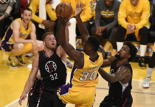 Game Recap: Lakers Fall To Clippers, Swept For Second Straight Year