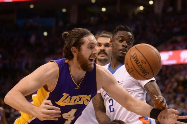 Los Angeles Lakers 2015-16 Nba Season Grades: Front Court Players