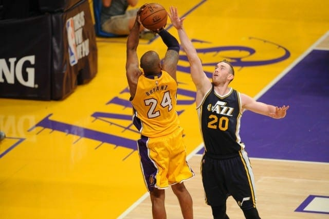 Kobe Bryant Gives Lakers Fans One Last Unforgettable Performance