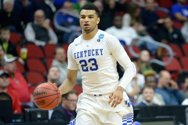 Lakers Draft Rumors: L.a. 'impressed' With Jamal Murray Interview