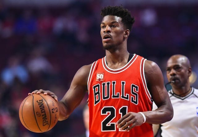 Nba Rumors: Bulls Listening To Jimmy Butler Offers, But Unlikely To Deal