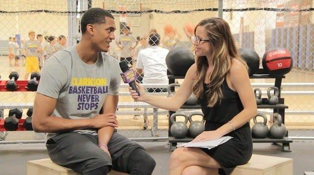 Jordan Clarkson Q&a: Nba Free Agency, Luke Walton, Lakers Future