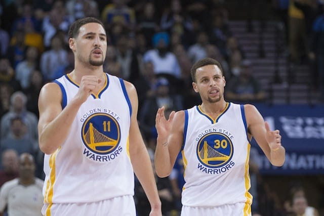Kobe On Stephen Curry, Klay Thompson: 'those Guys Are Stone Cold Killers'