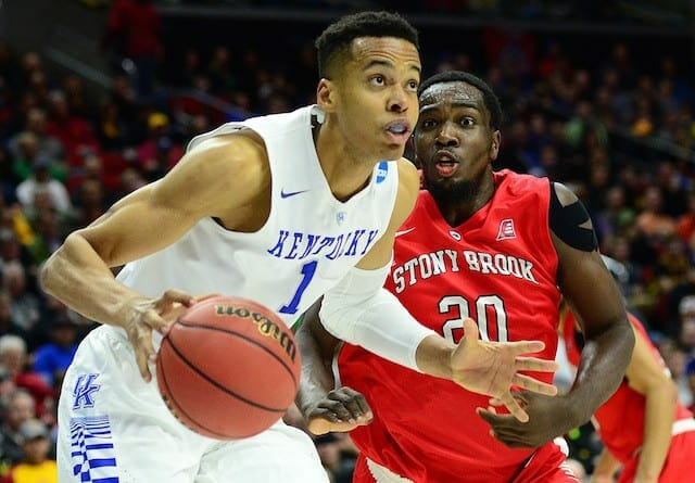 Lakers Rumors: L.a. To Workout Kentucky Big Man Skal Labissiere