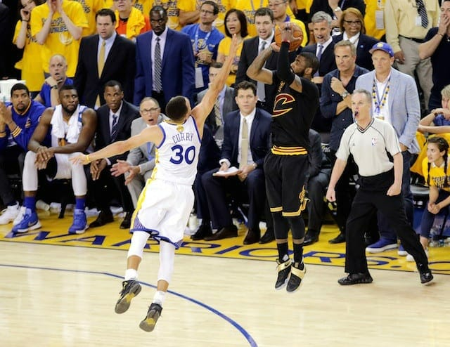 Kyrie Irving Says He Was Thinking 'mamba Mentality' On Clutch Shot