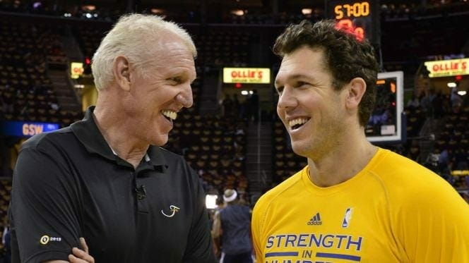 """Bill Walton: """"i'm The Proudest And Luckiest Dad In The World"""""""