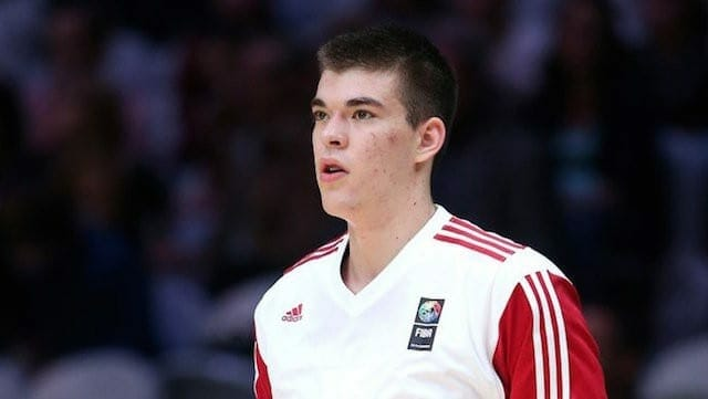 Lakers News: L.a. Selects Ivica Zubac No. 32 In The Nba Draft