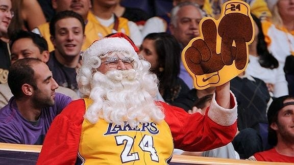 Lakers News: Nba Reveals Christmas Day Jerseys For All Teams