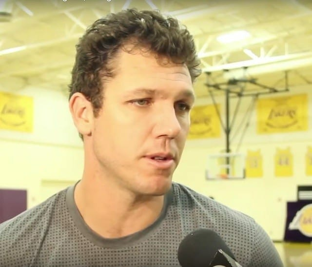 Luke Walton A Breath Of Fresh Air For Lakers Young Core