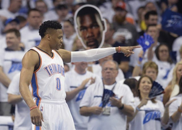 Russell Westbrook Is The Most Realistic Lakers Free Agency Target In Years