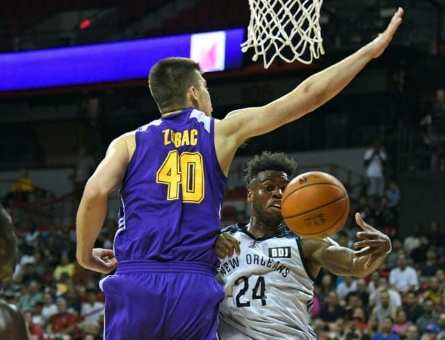 Lakers News: D'angelo Russell Compares Ivica Zubac To Marc Gasol