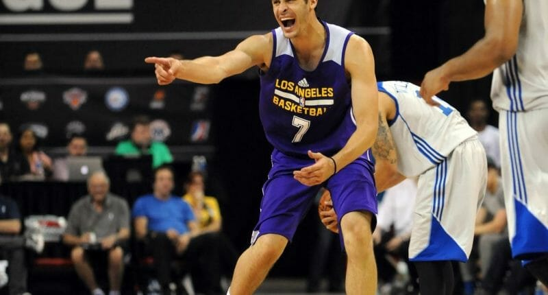 Lakers Show Potential In Initial Nba Summer League Games