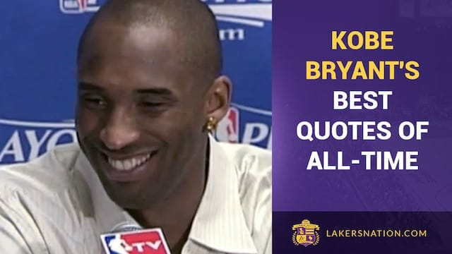 Video: Kobe Bryant's Best Quotes Of All-time