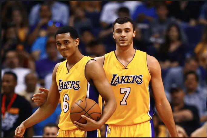 Lakers News: Jordan Clarkson, Larry Nance Jr. Reveal Nba 2k17 Ratings