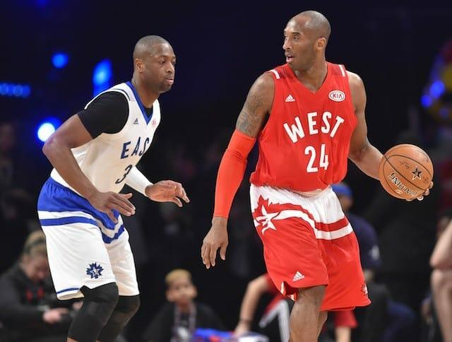 Lebron James Shocked Dwyane Wade Didn't Get 'kobe Deal' In Miami