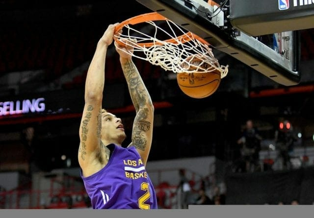 Lakers Rumors: L.a. Signing Zach Auguste