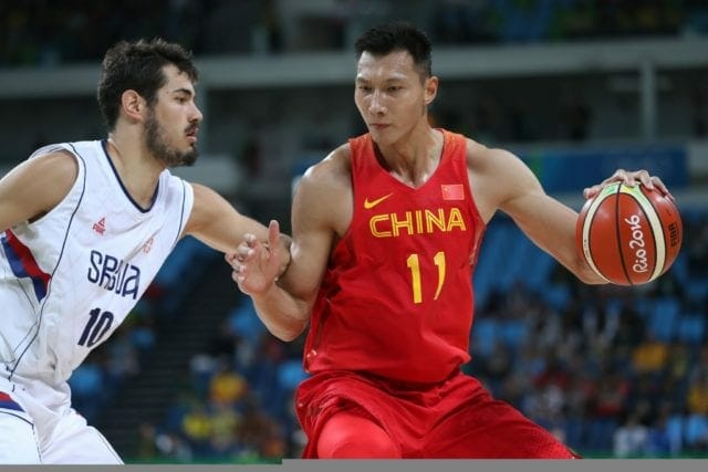 Lakers Rumors: L.a. In 'advanced Discussions' To Sign Yi Jianlian