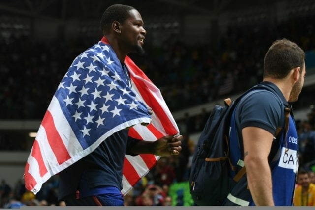 Kobe Bryant Congratulates Team Usa Basketball For Winning Another Gold Medal