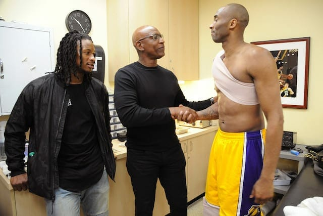 Todd Gurley On Taking Kobe's Place In L.a: 'that Would Never Happen'