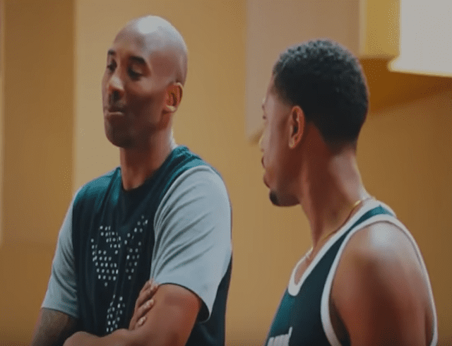 Kobe Bryant, Michael B. Jordan Tease 'my Player' Mode For Nba 2k17