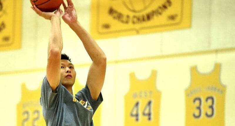 Lakers News: Yi Jianlian Confident He Can Stretch The Floor, Shoot Threes