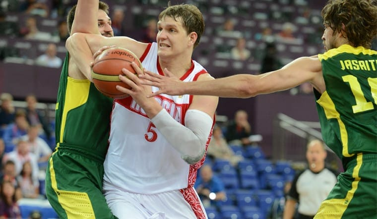 Lakers News: Timofey Mozgov Helps Russia Finish Unbeaten In Eurobasket Qualifiers