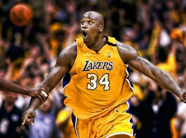 Video: Shaquille O'neal's Greatest Lakers Memories