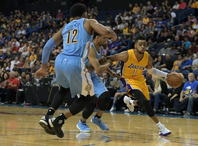 D'angelo Russell On Lakers: 'we Don't Want To Go Through Losing Seasons'