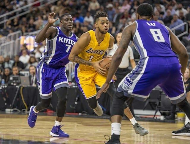 Lil Wayne Advises Post-kobe Lakers To 'just Have Fun' This Season