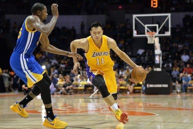 Breaking: Yi Jianlian Asks Lakers To Be Released
