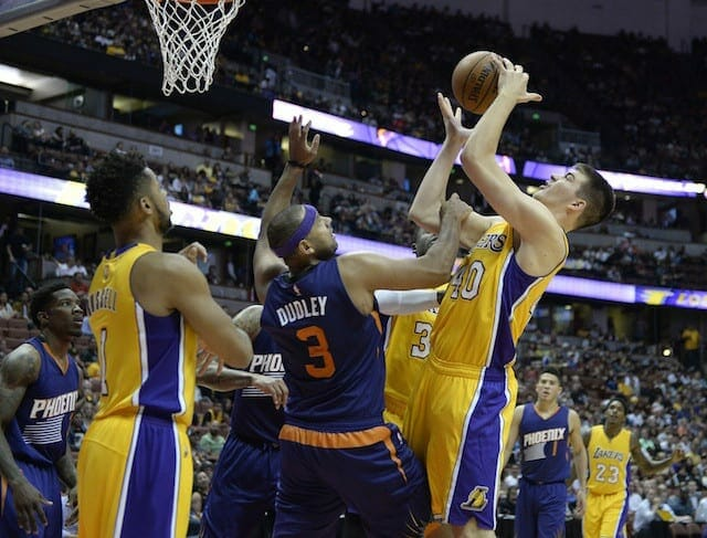 Lakers News: Ivica Zubac Expects To Spend Time In D-league This Season