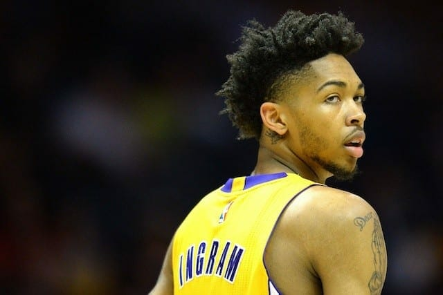 Brandon Ingram: Best Defensive Player For The Lakers?