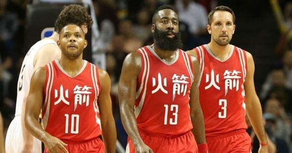Houston Rockets Plan To Start James Harden, Eric Gordon Backcourt Against Lakers